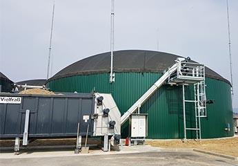 Bioplinsko postrojenje Orehovec