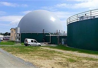 Bioplinsko postrojenje Rovišće