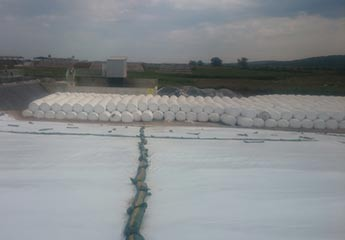 Kukuruzna silaža u trench silosu i rolo balama