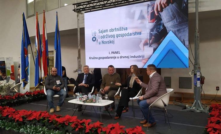 Sudjelovanje na Sajmu obrtništva u Novskoj