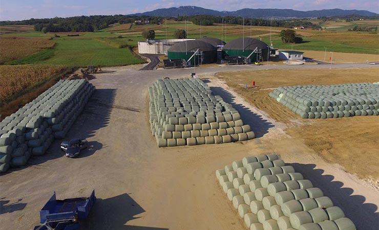 Bioplinska elektrana Orehovec d.o.o