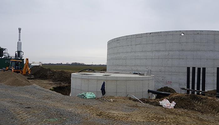 Izrada prijedloga tehnologije  i mogućnosti financiranja izgradnje za bioplinska postrojenja